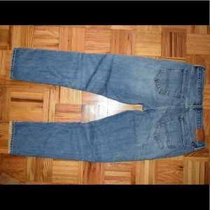 Lucky Brand Jeans - Lucky brand boyfriend jeans size 0